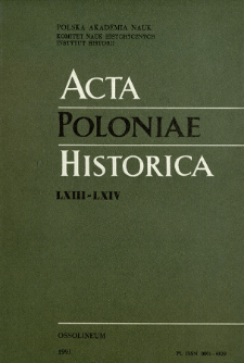The Formation of National Consciousness of the Polish Peasants and the Part They Played in the Regaining of Independence by Poland