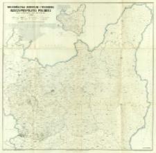 Województwa centralne i wschodnie Rzeczpospolitej Polskiej : podział na gminy według stanu z dnia 1.IV 1933 roku