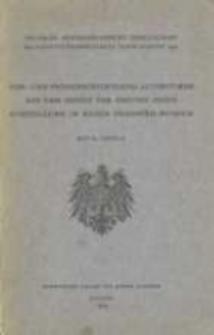 Vor- und frühgeschichtliche Altertümer aus dem Gebiete der Provinz Posen : Ausstellung im Kaiser-Friedrich-Museum