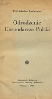 Odrodzenie gospodarcze Polski