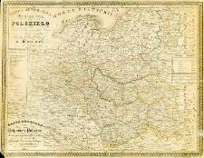 Mappa jeneralna Królestwa Polskiego = Carte generale du Royaume de Pologne