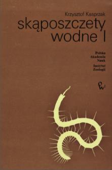 Skąposzczety wodne. 1, Rodziny: Aeolosomatidae, Potamodrilidae, Naididae, Tubificidae, Dorydrilidae, Lumbriculidae, Haplotaxidae, Glossoscolecidae, Branchiobdellidae