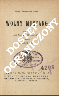 Wolny mustang