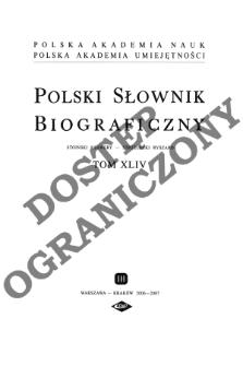 Stomma Władysław - Strasburger Karol Ludwik