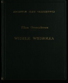 Wesele Wiesiołka