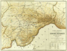 Karta rajona obsledovannago saânskoj ekspediciej departamenta Zemledeliâ v 1914-1916 g.g.
