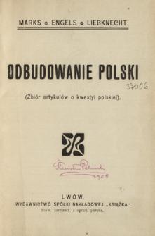 Odbudowanie Polski