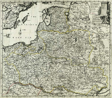 The Theater of war in Poland and other countries belonging to that Crowne