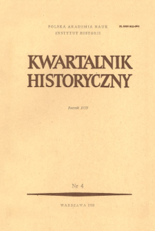 Czy wojna z Turcją w 1692 roku była nieunikniona? poselstwo Franciszka Kazimierza Wysockiego do Turcji w latach 1670-1672