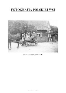 [A familial ride by a britzka] [An iconographic document]