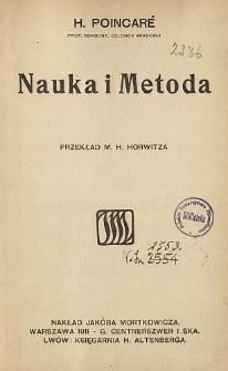 Nauka i metoda