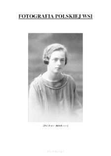 [A portrait of a young woman] [An iconographic document]