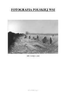 [Harvesters in the field] [An iconographic document]