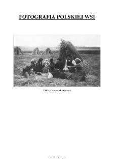 [harvesters rest] [An iconographic document]
