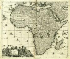 Totius Africæ Accuratissima Tabula