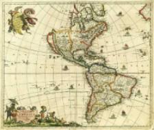 Novissima et Accuratissima Totius Americæ
