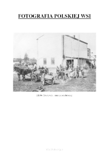 [A water cart and firemen in front of the fire house] [An iconographic document]