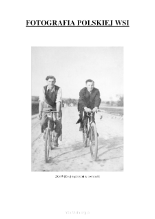 [Two men on bicycles] [An iconographic document]