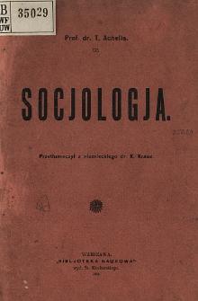 Socjologja