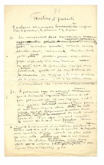 """Fonctions et produits. 1, Przekład pracy """"O czynnościach i wytworach"""" do § 28 włącznie"""