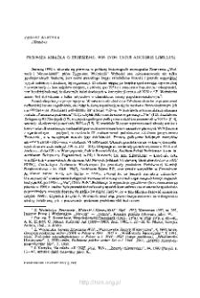 Pierwsza książka o zrzeszeniu WiN (non unius auctoris libellus)