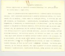 O pojęciu wychowania : Odczyt wygłoszony na Zjeździe członków Polskiego Tow.[arzystwa] pedagogicznego we Lwowie dnia 5 lipca 1914