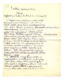 O estetyce experymentalnej : Odczyt wygłoszony w Czytelni dla Kobiet dnia 18. lutego 1899