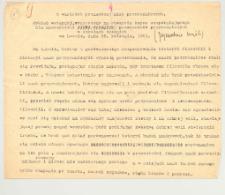 O wartości poznawczej nauk przyrodniczych : Wykład wstępny, wygłoszony na otwarciu kursu uzupełniającego dla nauczycieli przedmiotów przyrodniczych w szkołach średnich we Lwowie, dnia 25. kwietnia, 1921. (przewodnia myśl)