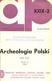 Ocena archeozoologiczna materiału kostnego z wczesnośredniowiecznego grodziska w Tykocinie