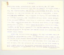 O pamięci : Powszechny wykład uniwersytecki , wygł.[oszony] we Lwowie, 26. XI. 1905