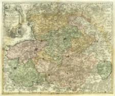 Comitatûs Hannoniæ in suas quasque Castellanias Balliviatvs Præfecturas Et Territoria accurate divisi descriptio