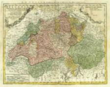 Helvetia Tredecim Statibus Liberis quos Cantones vocant composita Una cum foederatis & subiectis Provinciis