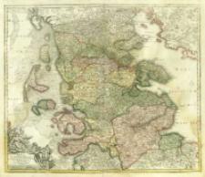 Ducatus Slesviciensis in omnes ejusdem Generales et Particu lares Præfecturas exacte divisi