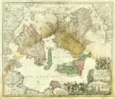 Insulæ Danicæ in Mari Balthico Sitæ, utpote Zeelandia, Fionia, Langelandia, Lalandia, Falstria, Fembria Mona