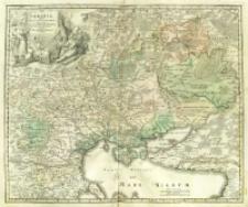 Vkrania quæ et Terra Cosaccorvm cum vicinis Walachiæ, Moldaviæ, Minoris que Tartariæ provinciis