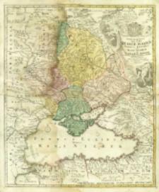 Tabula Geographica Qua Pars Russiaæ Magnæ, Pontus Euxinus seu Mare Nigrum Tartaria Minor cum finitimis Bulgariæ, Romaniæ et Natolinæ privinciis exhibe[n]tur