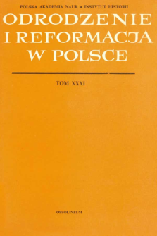 Cztery relacje z cesarskich poselstw nad Bosfor