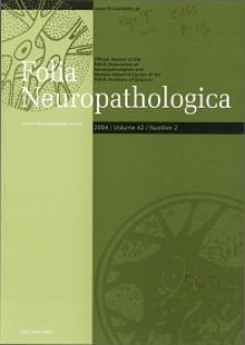 Folia Neuropathologica : former Neuropatologia Polska Vol.42 (2004) nr 2