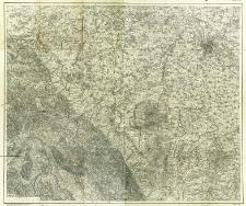 Karte für das Kaisermanöver