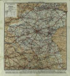 Neue Verkehrskarte der Provinz Posen : Maßstab 1:600 000