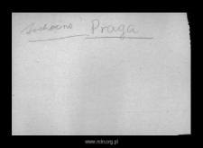 Sochocino-Praga. Kartoteka powiatu wyszogrodzkiego w średniowieczu. Kartoteka Słownika historyczno-geograficznego Mazowsza w średniowieczu
