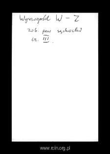 Wyszogród do 1488 r. Kartoteka powiatu wyszogrodzkiego w średniowieczu. Kartoteka Słownika historyczno-geograficznego Mazowsza w średniowieczu