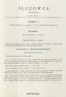 Śluzowce (Mycetozoa), Monografia, dokończenie