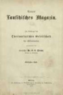 Neues Lausitzisches Magazin. (1873-1874) Bd. 50