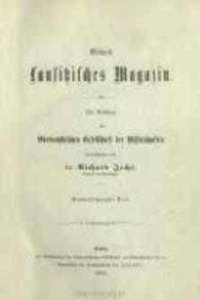 Neues Lausitzisches Magazin. (1893-1894) Bd. 69-70