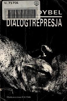 Dialog i represja : antynomie psychoanalizy Zygmunta Freuda