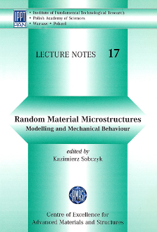 Random material microstructures: methodical background