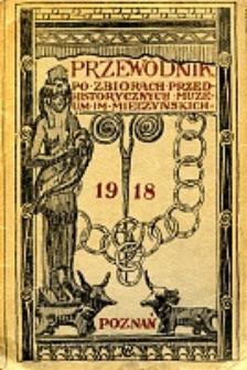 Przewodnik po zbiorach przedhistorycznych Muzeum im. Mielżyńskich