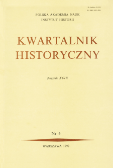 Środowiska historyczne II Rzeczypospolitej