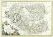 Carte De La Tartarie Indépendante qui comprend le Pays des Calmuks, celui des Usbeks et le Turkestan, avec leurs dependances